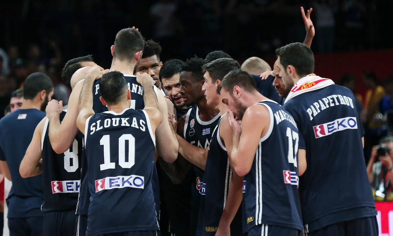 Μουντομπάσκετ 2019 Ελλάδα - Τσεχία: Τι ώρα παίζει η Εθνική; - Πώς προκρίνεται στους «8»