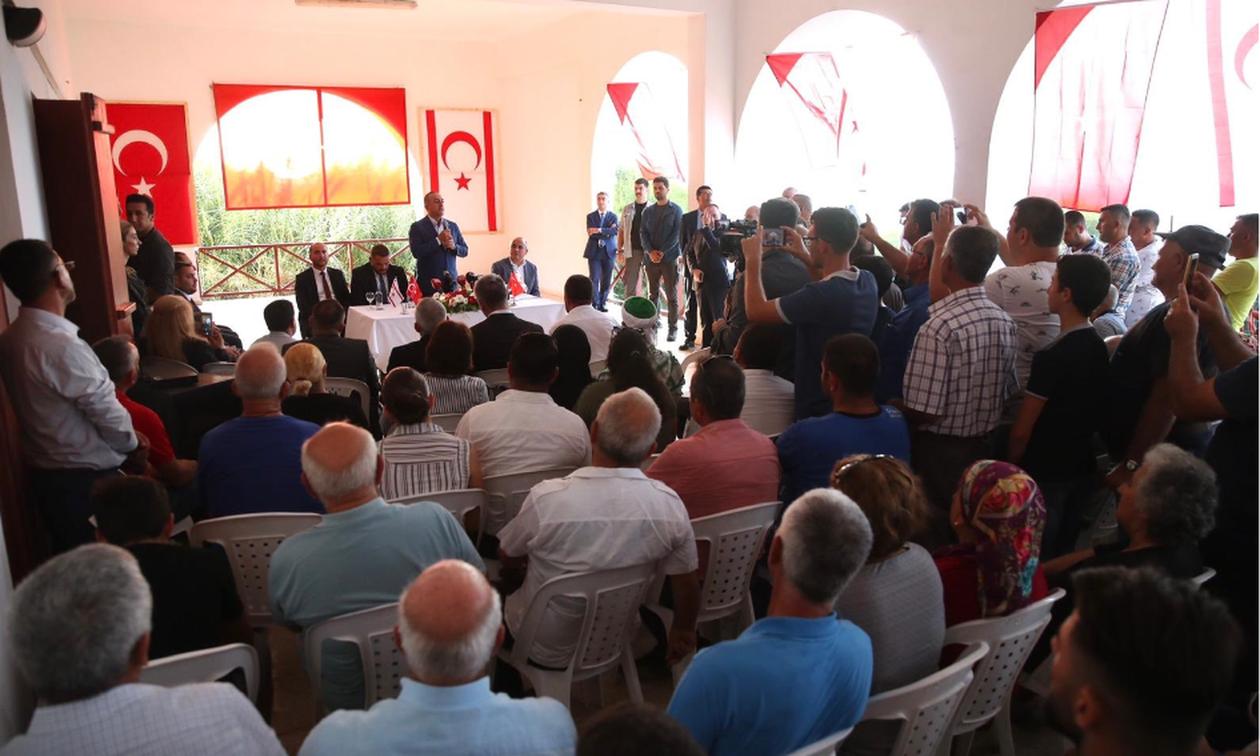 Εμπρηστικές δηλώσεις Τσαβούσογλου: Η Τουρκία ανοίγει προξενείο στην Αμμόχωστο