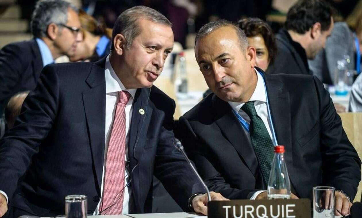 Τακτικές τρομοκρατίας!Ερντογάν: Θα σας πνίξω με μετανάστες – Τσαβούσογλου: Προξενείο στην Αμμόχωστο