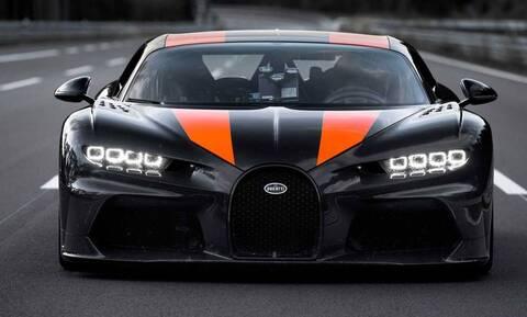Η Bugatti θα κυνηγήσει και το ρεκόρ των 500 χλμ./ ώρα!