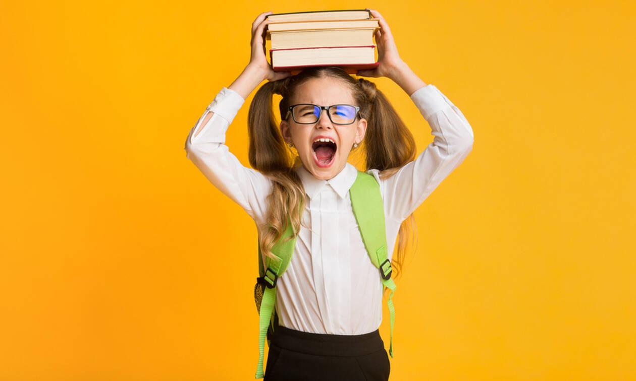 Γιατί μερικά παιδιά μισούν το σχολείο;