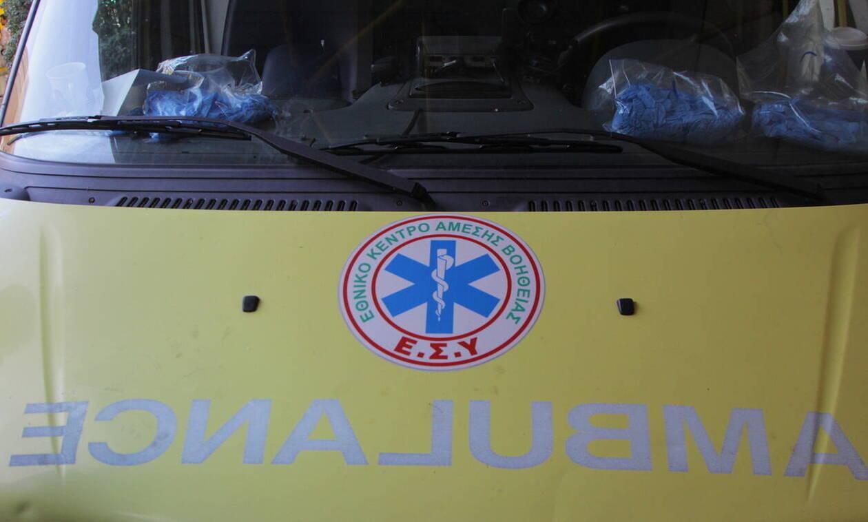 Τραγωδία στην Κρήτη: Νεκρός 50χρονος οδηγός μηχανής σε τροχαίο