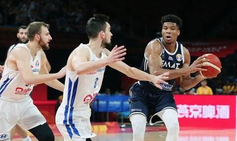 Μουντομπάσκετ 2019: Πικρός αποκλεισμός για την Εθνική μας - Νίκησε 84 - 77 αλλά γυρίζει... σπίτι