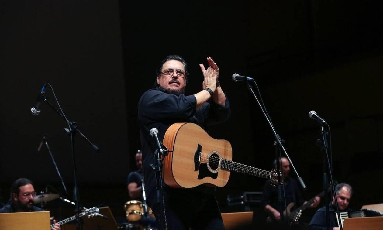 Умер певец и композитор Лаврентис Махерицас
