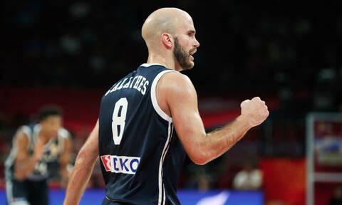 Η ατάκα του Καλάθη για τον αποκλεισμό της Ελλάδας από το Μουντομπάσκετ (video)