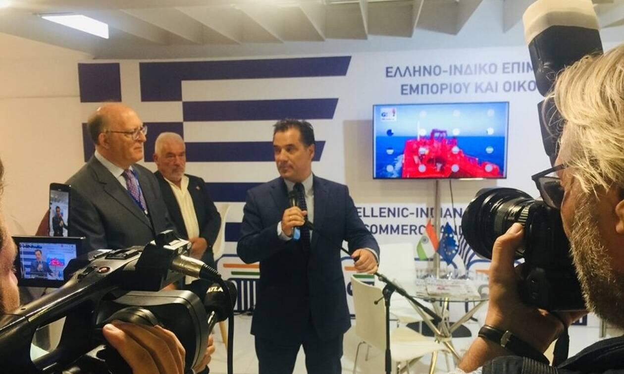 Η παρουσία του Ελληνοϊνδικού Επιμελητηρίου Εμπορίου και Οικονομίας στη ΔΕΘ