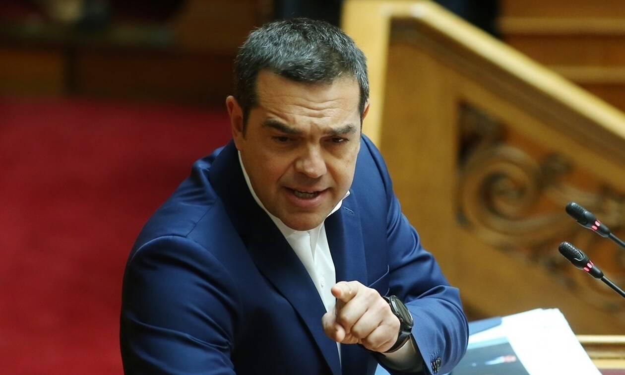 Τσίπρας: Ο Μητσοτάκης διαπραγματεύεται για κάτι που έχουμε ήδη πετύχει