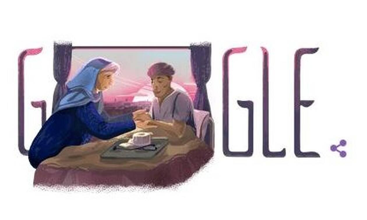 Dr. Ruth Pfau: Αφιερωμένο στην «Μητέρα Τερέζα» του Πακιστάν το Doodle της Google
