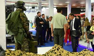 ΔΕΘ 2019: Ρεκόρ επισκεψιμότητας στο Περίπτερο του Υπουργείου Εθνικής Άμυνας