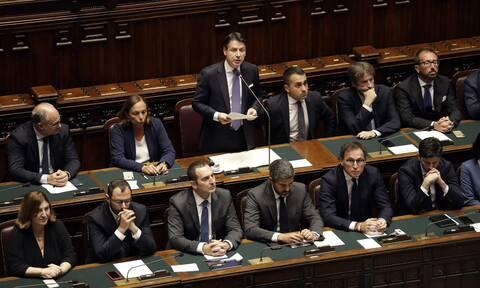 Ιταλία: Έλαβε ψήφο εμπιστοσύνης η νέα κυβέρνηση του Τζουζέπε Κόντε