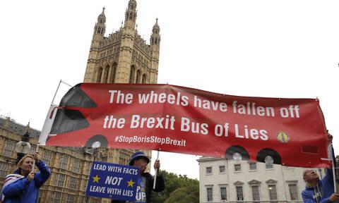 Brexit: Εφιάλτης για τον Τζόνσον - Τα σενάρια μετά το δεύτερο «όχι» της Βουλής για πρόωρες εκλογές