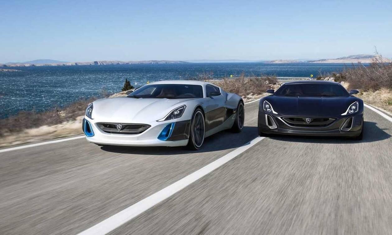Τα νέας γενιάς υπερ-αυτοκίνητα τα «χτυπά το ρεύμα»