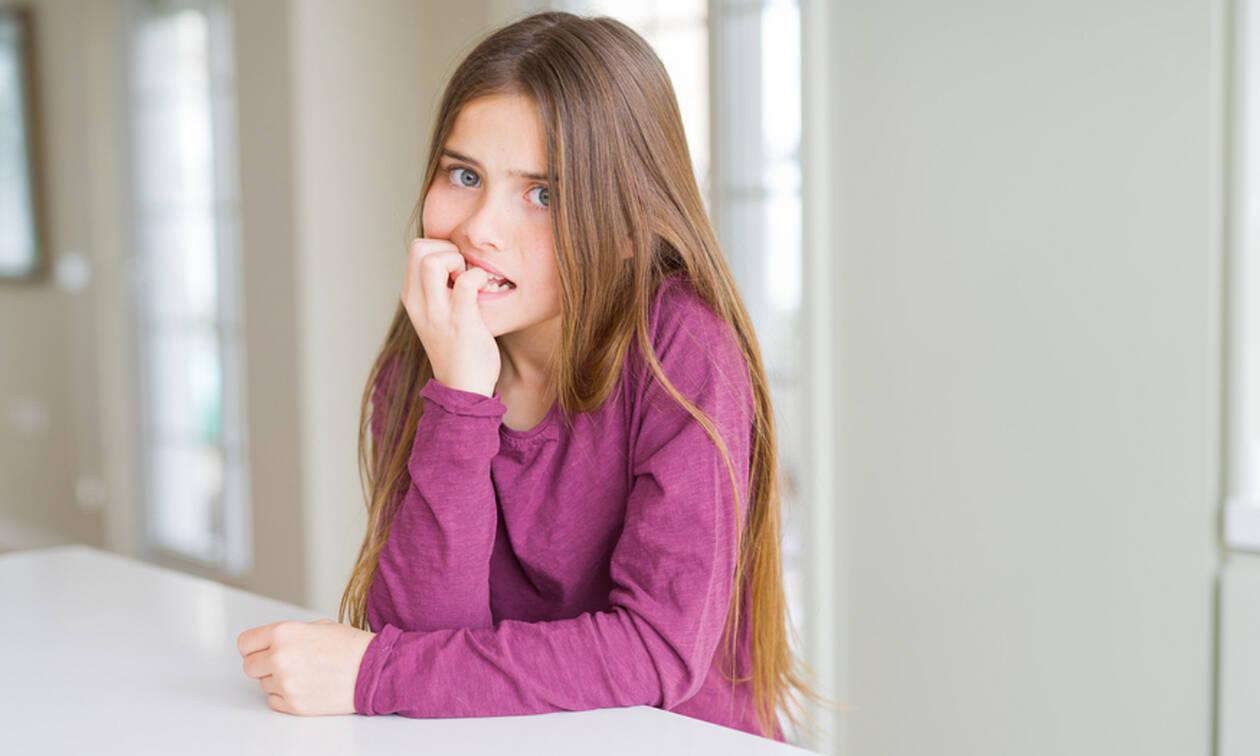 Πράγματα που πρέπει να γνωρίζει κάθε γονιός για το παιδικό άγχος