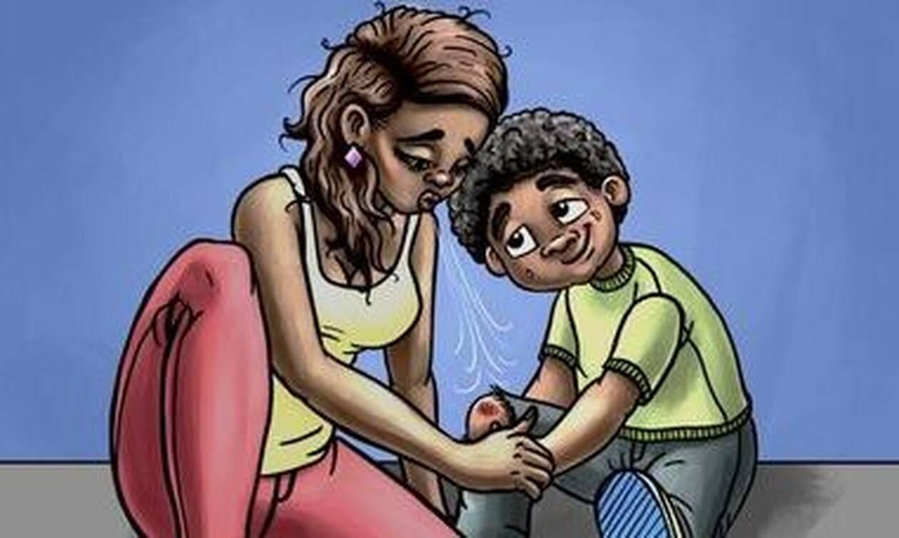 Σκίτσα που αποδεικνύουν περίτρανα ότι οι μαμάδες έχουν μαγικές ικανότητες (pics)