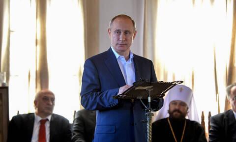Αποκάλυψη - «βόμβα»: Η CIA είχε μυστικό πράκτορα στο γραφείο του Πούτιν
