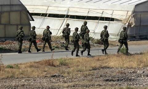 Military equipment missing from navy camp on Leros