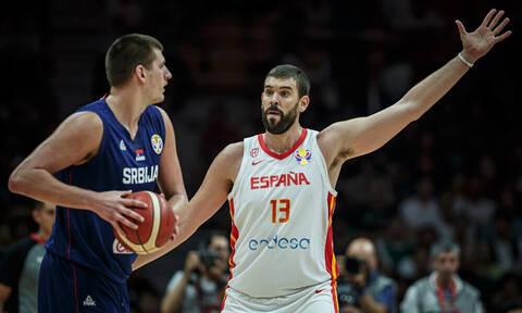 Παγκόσμιο Κύπελλο Μπάσκετ 2019: LIVE η εξέλιξη των προημιτελικών