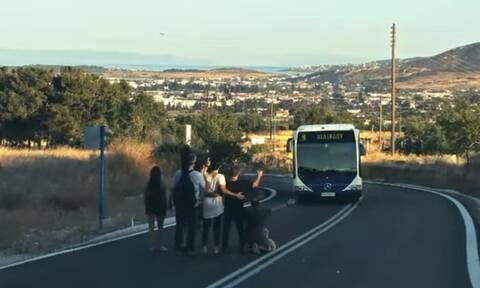 Viral: Αυτό είναι το πιο επικό διαφημιστικό για συγκοινωνίες στην Ελλάδα (vid)