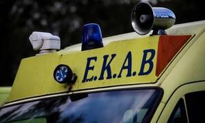 Φθιώτιδα: Αγωνία για 20χρονο - Στην Εντατική μετά από φρικτό τροχαίο