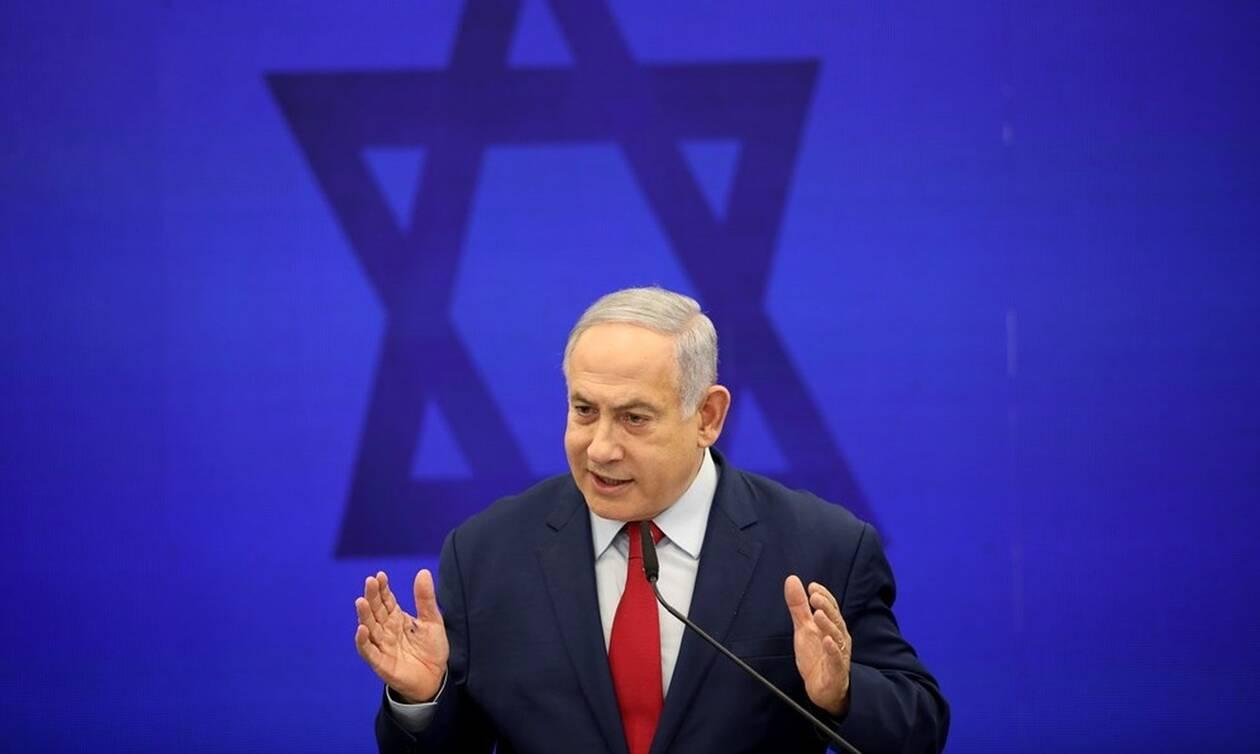 Δήλωση - «βόμβα» Νετανιάχου: Θα καταλάβουμε την κατεχόμενη Κοιλάδα του Ιορδάνη