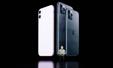 iPhone 11: Αυτά είναι τα νέα κινητά της Apple - Οι τιμές και τα χαρακτηριστικά τους (pics)