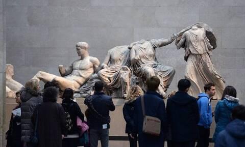 Ντροπή: Μούχλα και δυσοσμία στο χώρο του Βρετανικού Μουσείου που βρίσκονται τα γλυπτά του Παρθενώνα