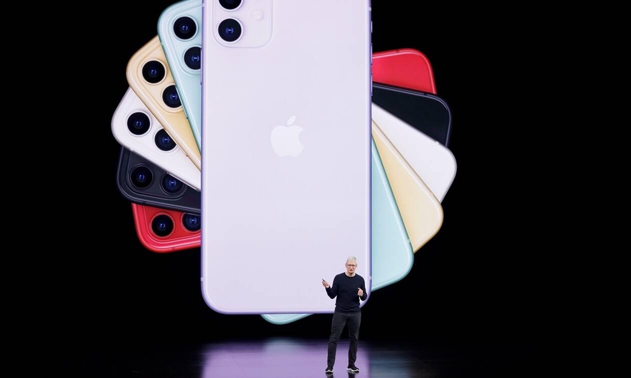 iPhone 11: Η νέα ναυαρχίδα της Apple – Τα χαρακτηριστικά, οι δυνατότητες και οι τιμές πώλησης