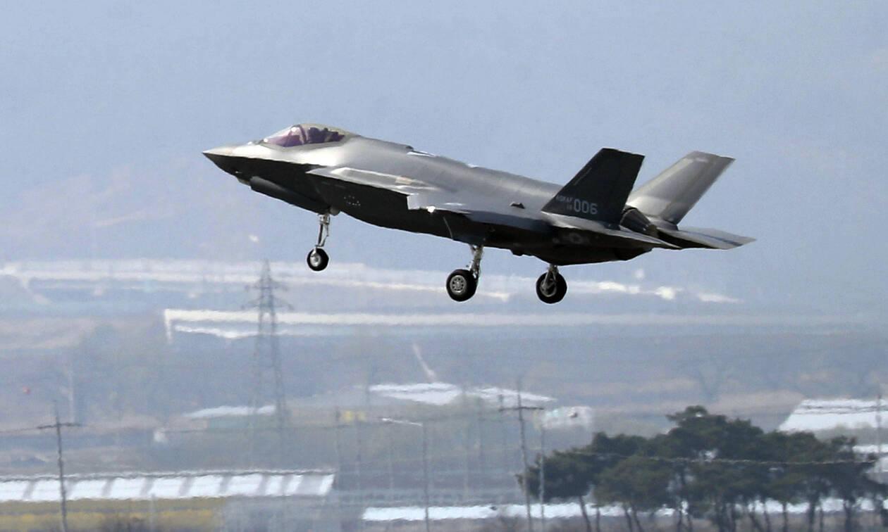 Τουρκία: Δεν εγκαταλείπουμε την προσπάθεια για τα F-35
