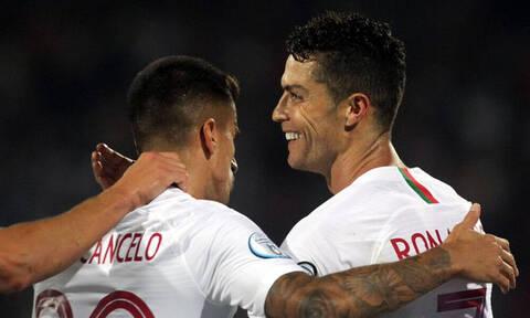 Euro 2020: Σόου με τέσσερα γκολ ο Κριστιάνο Ρονάλντο - Όλα τα γκολ των προκριματικών