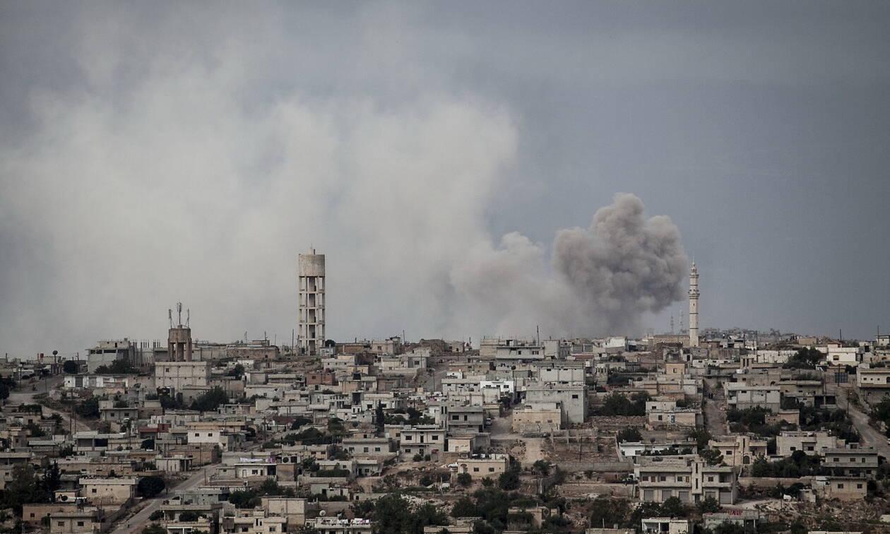 Συρία: Ρωσικές αεροπορικές επιδρομές στο βορειοανατολικό τμήμα της χώρας