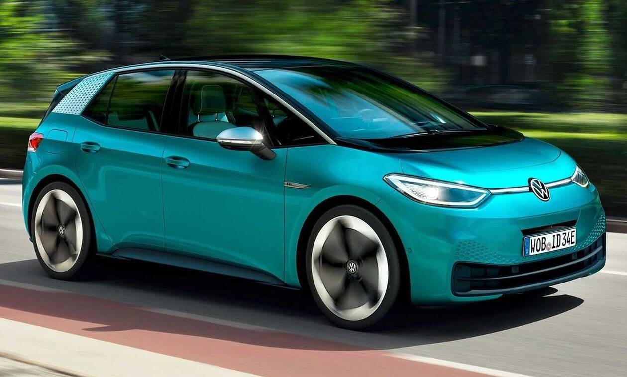 VW ID.3: Το αυτοκίνητο - σταθμός μιας νέας εποχής