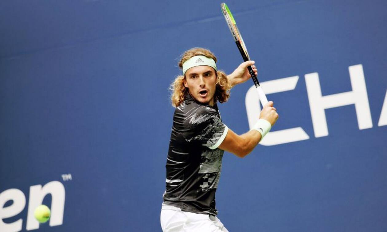 Live Streaming οι αγώνες του Davis Cup με τον Στέφανο Τσιτσιπά! (video)