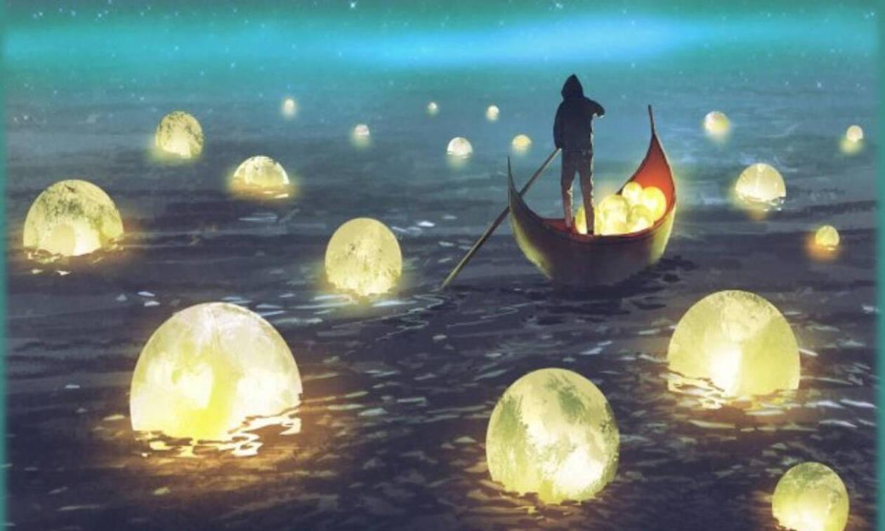 Πανσέληνος στους Ιχθύς: Ένα Φεγγάρι γεμάτο όνειρα!