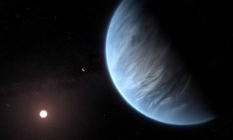 Σπουδαία ανακάλυψη: Νερό σε εξωπλανήτες βρήκε επιστημονική ομάδα με επικεφαλής Έλληνα