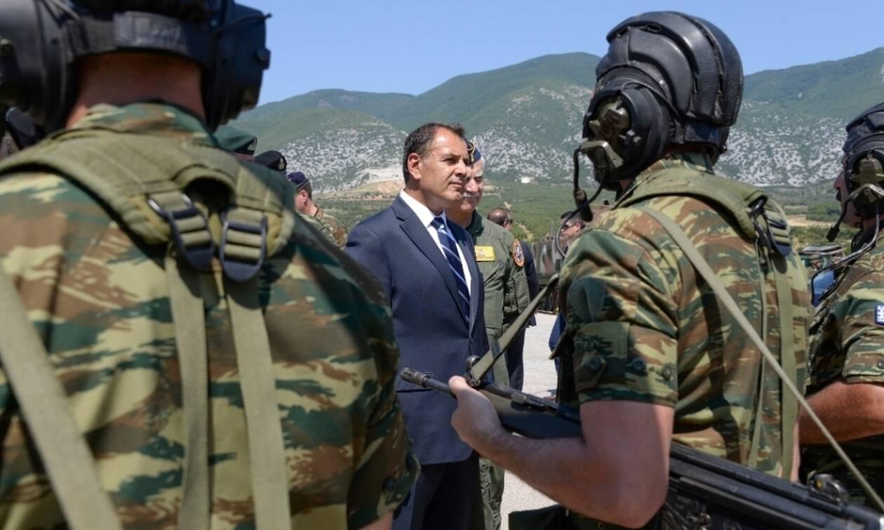 Λέρος - Εντολή υπουργού Άμυνας: «Φέρτε μου τώρα τους κλέφτες των πυρομαχικών»