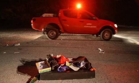 Τραγωδία σε χωριό των Καλαβρύτων: Νεκρός 72χρονος που έπεσε με το αυτοκίνητό του σε χαράδρα