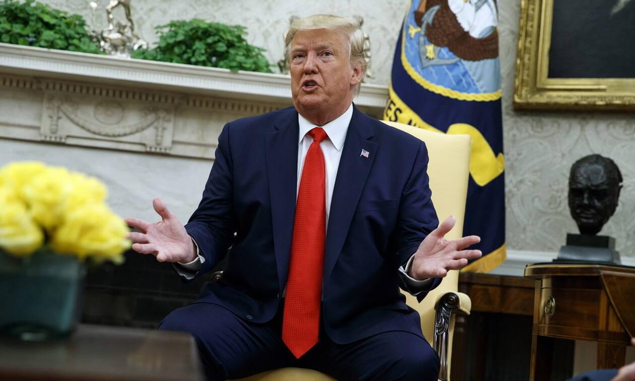 ΗΠΑ: Ο Τραμπ εξετάζει χαλάρωση των κυρώσεων κατά του Ιράν (vid)
