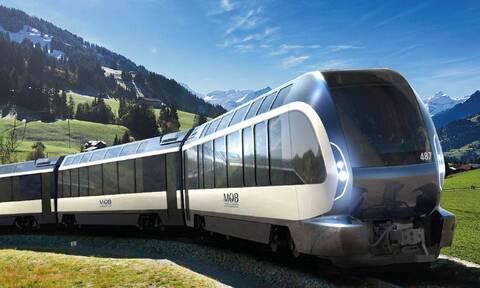 H Pininfarina σχεδιάζει και τρένα