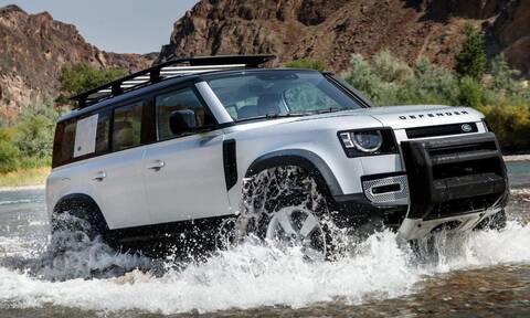 Μετά από 70 χρόνια η Land Rover παρουσίασε ένα νέο Defender
