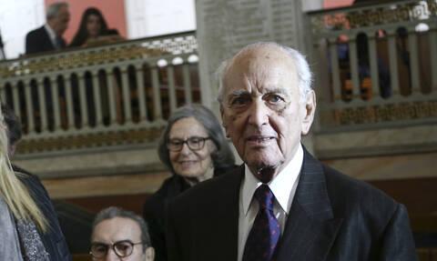 Αντώνης Λιβάνης: Πέθανε ο πιο έμπιστος συνεργάτης του Ανδρέα Παπανδρέου