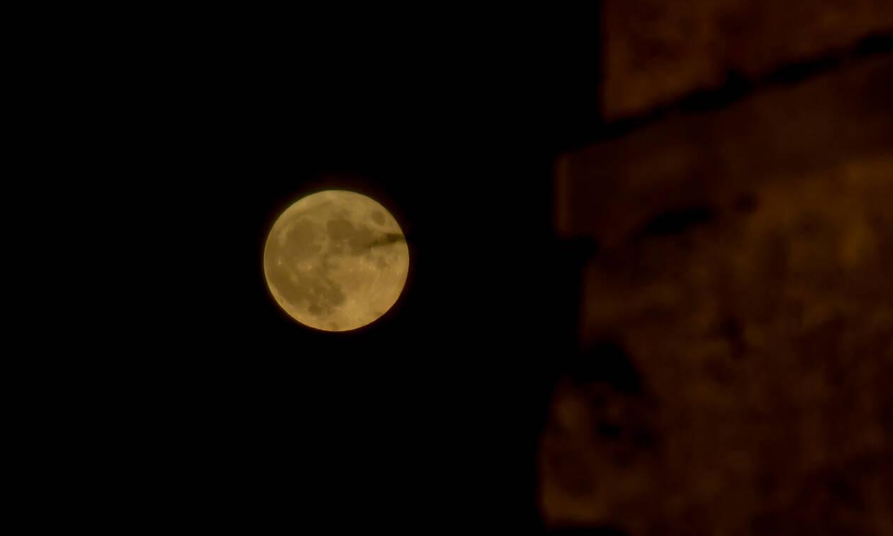 Πανσέληνος Σεπτεμβρίου: Παρασκευή και 13 με «Harvest Moon»