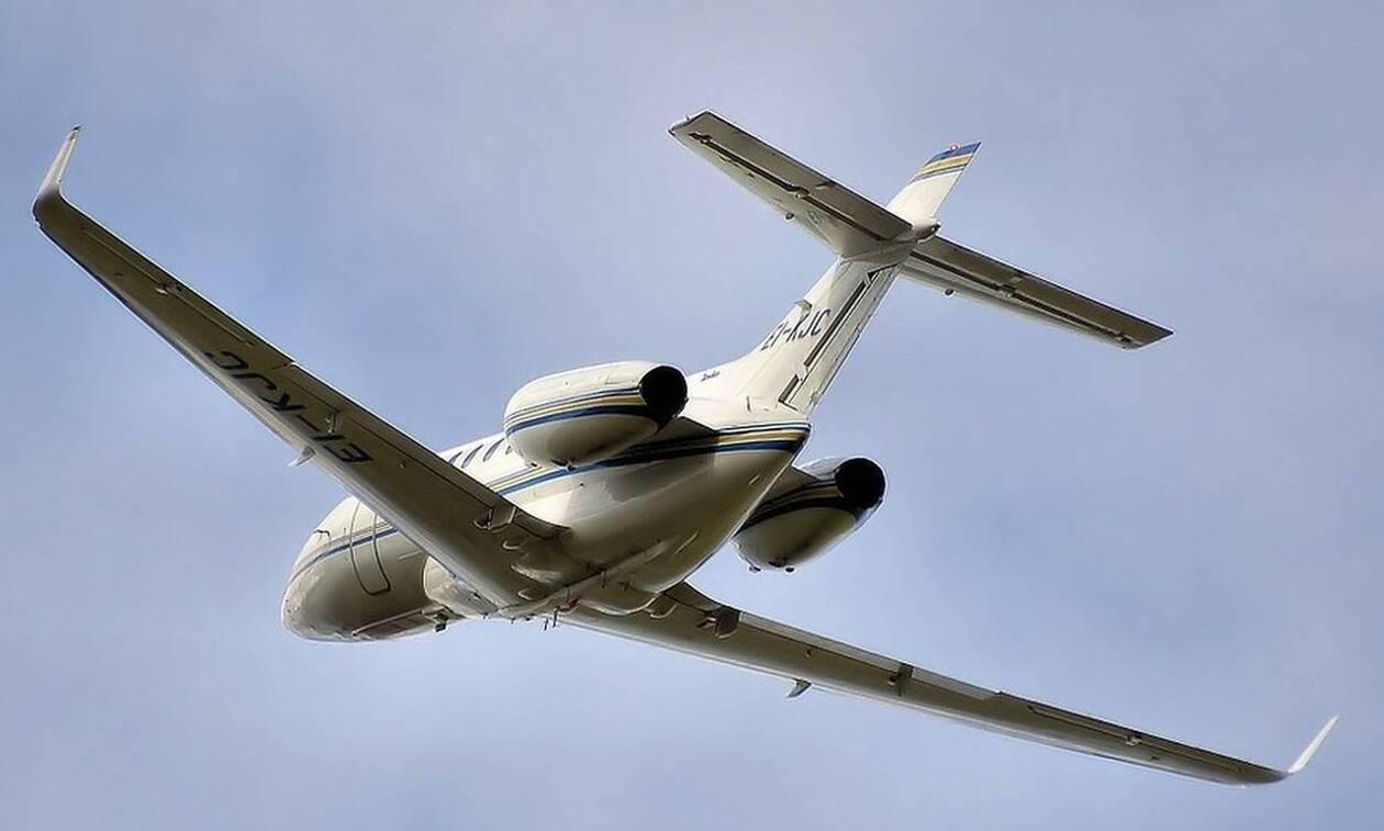 Απίστευτο: Δείτε τι αεροπλάνο προσγειώθηκε στην Κρήτη
