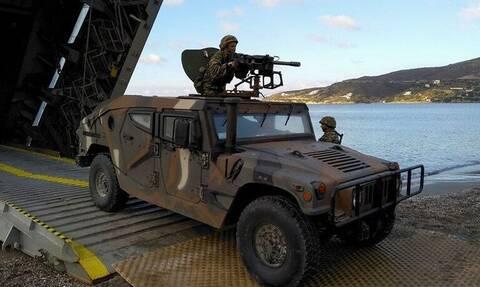 Λερός: Σε ποιο πρόσωπο εστιάζονται οι έρευνες για την κλοπή του στρατιωτικού υλικού