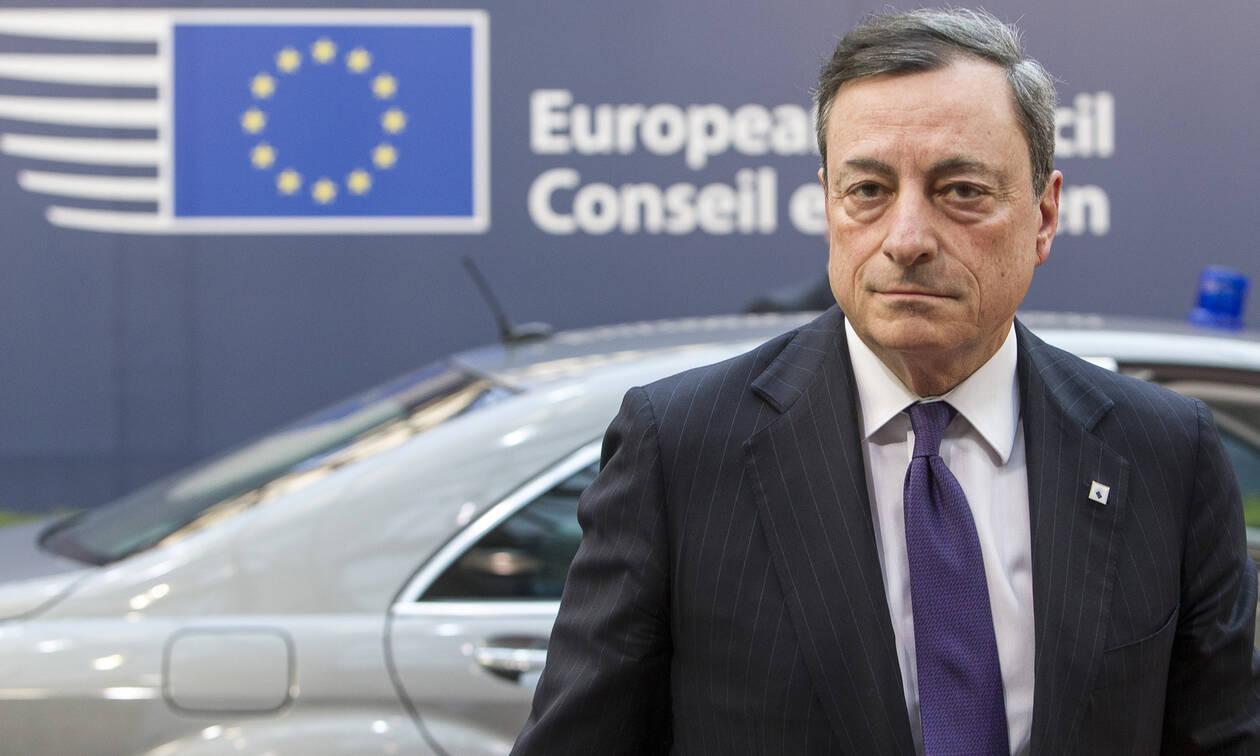 Η ώρα του Μάριο Ντράγκι: Όλα τα βλέμματα στραμμένα στα «δώρα» της ΕΚΤ