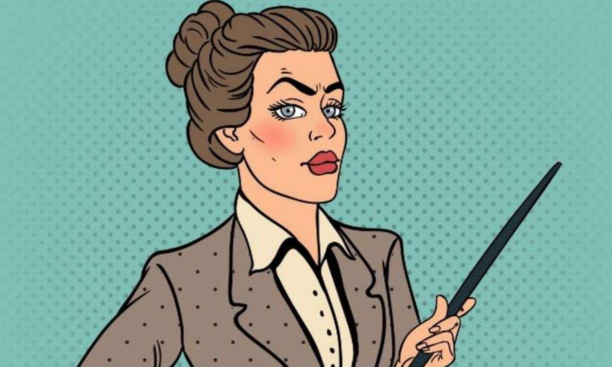 Quiz:Έναρξη σχολικής χρονιάς με απειλές και εκβιασμούς. Τι ζώδιο είναι η κυρία Σοφία;