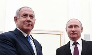 Нетаньяху заявил, что дружба с Путиным предотвратила столкновение в Сирии