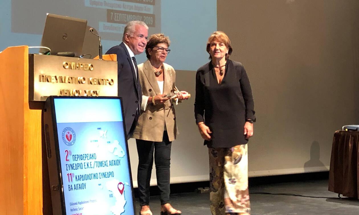Ολοκληρώθηκε με επιτυχία το 11ο Καρδιολογικό Συνέδριο ΒΑ Αιγαίου