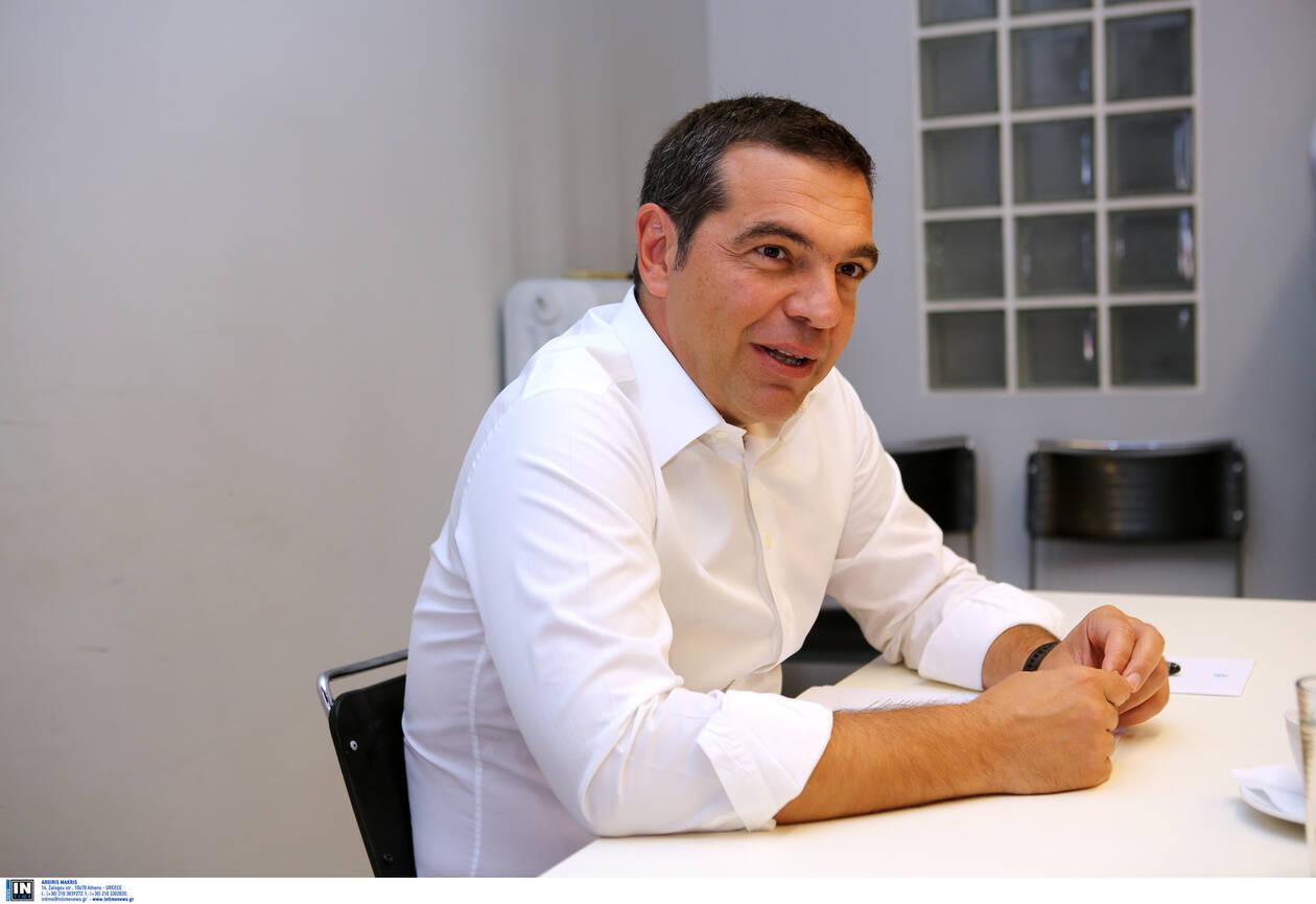 Τσίπρας: Σημαντικές δυνατότητες αλλά και δυσκολίες για την ελληνική οικονομία