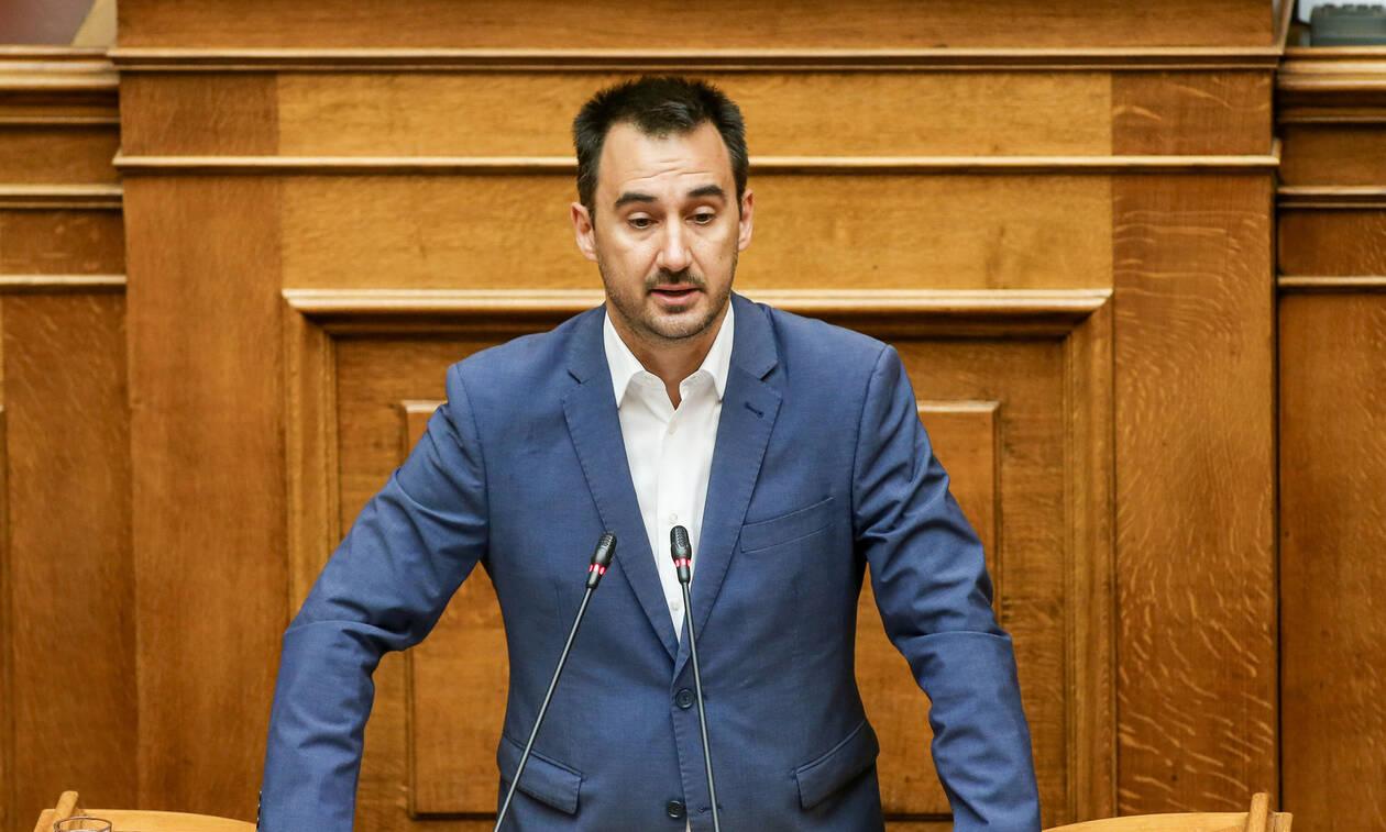 Χαρίτσης: Ο ΣΥΡΙΖΑ θα παρουσιάσει στη ΔΕΘ μια προοδευτική, αριστερή, εναλλακτική λύση