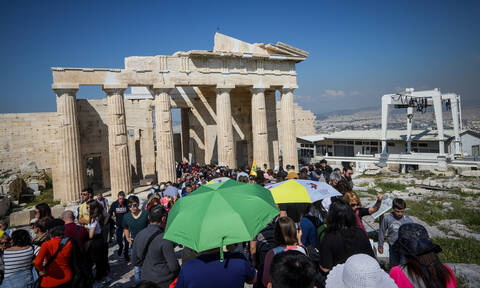 Visitors, revenues to museums and archaeological sites up in May 2019